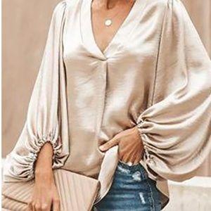 Tops - V Neck blouse